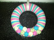 Easter Wreath Project