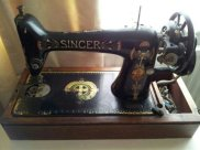 Atl ast a sewing machine..yipee