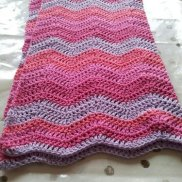 Pram blanket for Pixie Pops